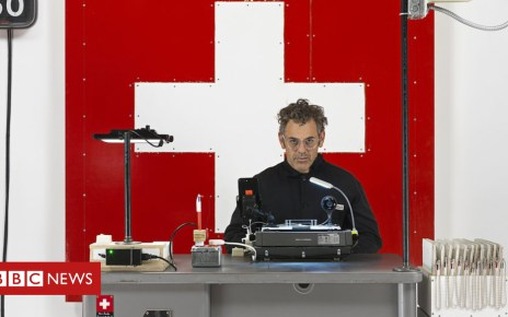 103729143 tom sachs desk - Artist sells Swiss passports in UK ahead of Brexit