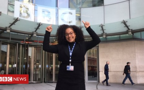 103731602 paigebbc - 'The exhausting road to my apprenticeship dream'