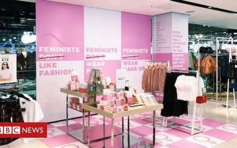 103733043 doruotpw0aecihe - TopShop 'dismantles feminism pop-up'