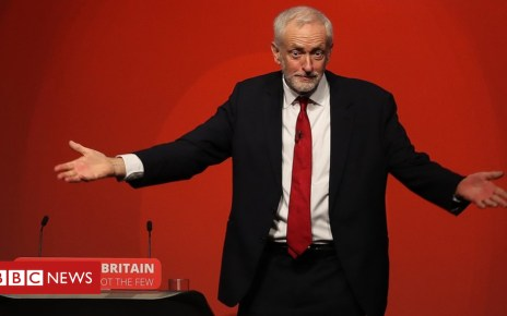 103737766 gettyimages 1044833688 - Jeremy Corbyn: 'I'll leave the dancing to others'