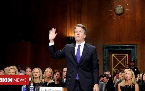 103748601 049788747 2 - Brett Kavanaugh: Senate set for final vote on Supreme Court nominee