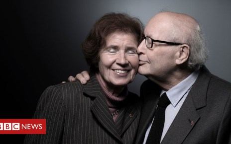 103781267 gettyimages 878510970 - France decorates couple who found Nazi war criminal Klaus Barbie