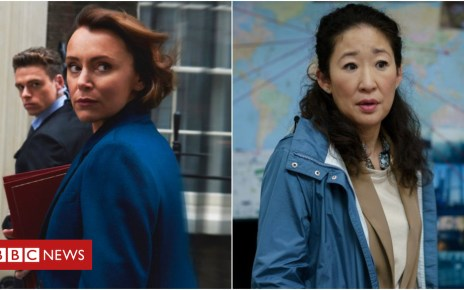 103785768 bbc - Bodyguard 'airbrushing reality' with powerful women portrayal