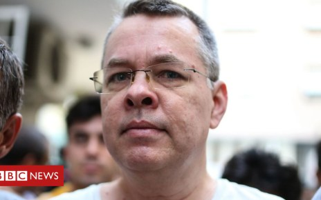 103839288 andrewbrunsonafp - Andrew Brunson: Turkey releases US pastor after two years