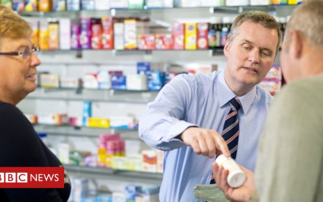 103855824 gettyimages 180703279 1 - New checks to crack down on free prescription fraud