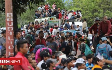 103889942 17cdefca 1de0 4245 a7be b3a2c307f52c - Trump makes new threat over US-Mexico border