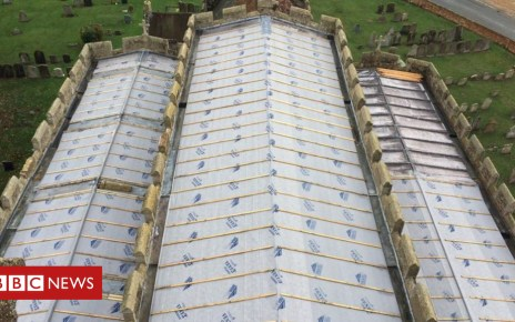 103910528 hcchurchroof2 - Stolen church roof '£400k to replace'