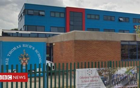 103930508 mediaitem103930507 - Pupils sent wrong school entrance exam results