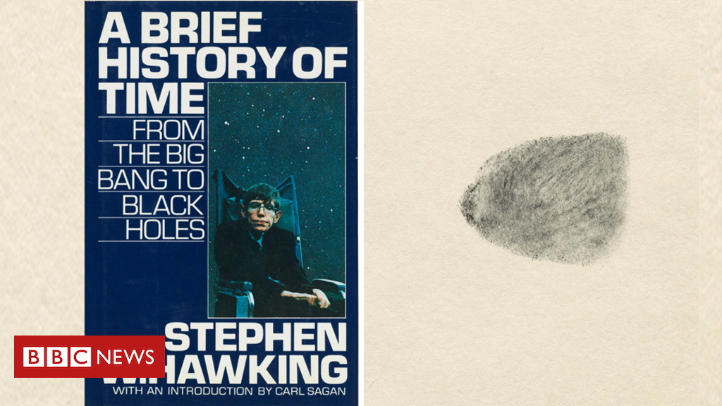 103965581 thumb - Stephen Hawking personal effects fetch £1.8m at auction