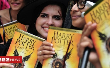 104007365 gettyimages 584919848 - Harry Potter to 'inspire' budding India lawyers