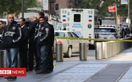 104016192 gettyimages 1052931236 - 'Explosives' sent to Democrats and CNN were 'act of terror', says NYC mayor