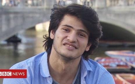 104108732 mediaitem104108731 - From Syria to Cambridge University