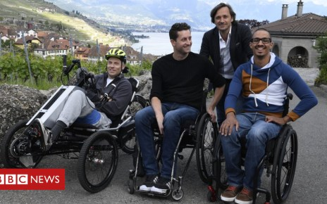 104121272 courtinewithpatients - Spinal implant helps three paralysed men walk again