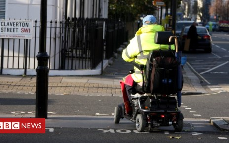 88875810 scooter - Benefits errors trigger £5,000 refunds for ESA claimants
