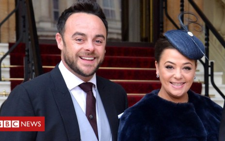 99598807 gettyimages 632832168 - Ant McPartlin granted divorce from Lisa Armstrong