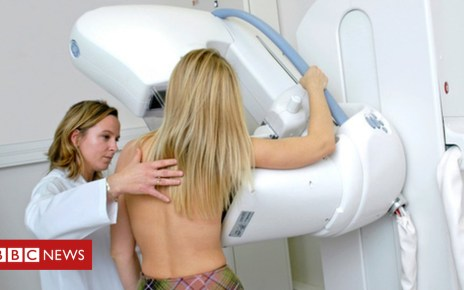 101136544 m4150544 mammography spl - NHS bosses look to overhaul cancer screening