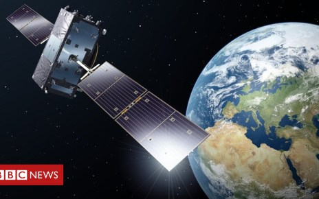 102078101 galileo - UK plans sat-nav system to rival EU's Galileo