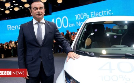 102267124 gettyimages 611421510 - Carlos Ghosn 'resigns from Renault'