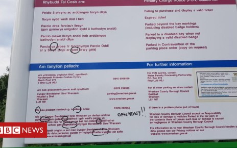 102816128 wrexhamwelsherrorsjpg - Don't use Google Translate, Wrexham council staff told