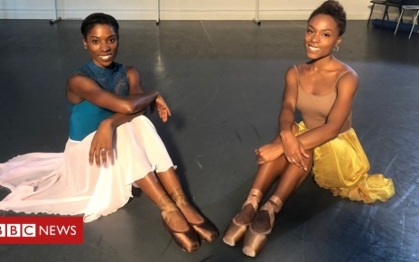 104092094 cira - Ballet Black help create shoes for non-white dancers