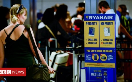 104115433 gettyimages 1011177612 - Ryanair passengers brace for new bag rules