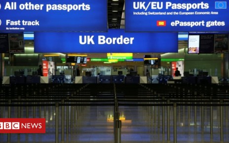 104144976 ukborder reuters - Businesses 'won't need to carry out extra EU checks'
