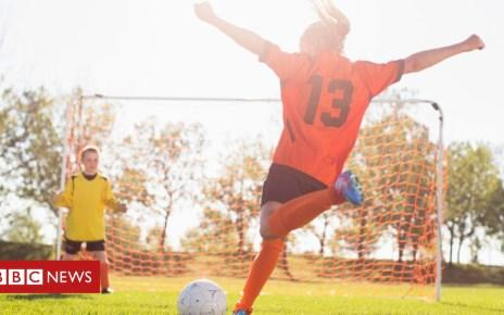 104155375 mediaitem104155373 - Gender stereotypes: Teen called 'lesbian' for playing football