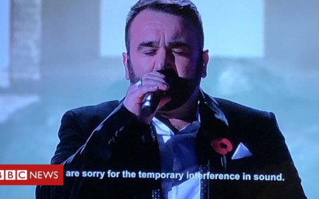 104163767 xfactor - X Factor cancels voting after sound issues