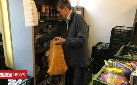 104183340 photo05 11 2018140858 - Universal credit: Mum forced to use food bank 'so low'