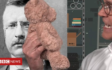 104219262 p06r2hmt - How the teddy bear became a million dollar idea