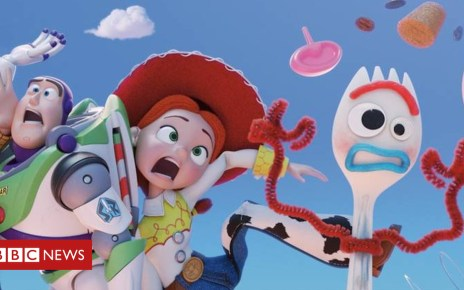 104295836 toystory4 - Toy Story 4 first trailer reveals new character - meet Forky