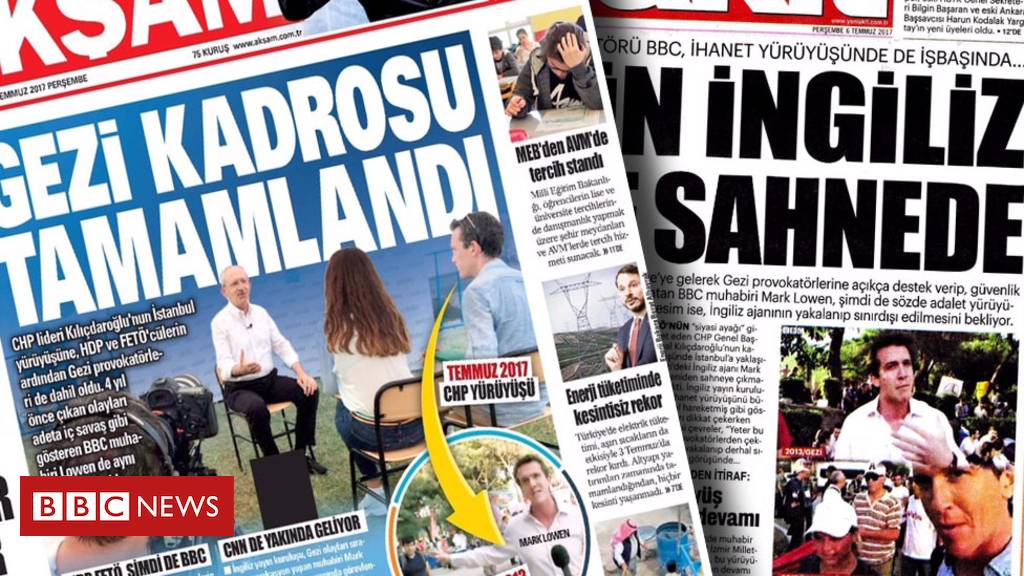104304406 mark lowen composite - Fake news in Turkey: Hunting for truth in land of conspiracy