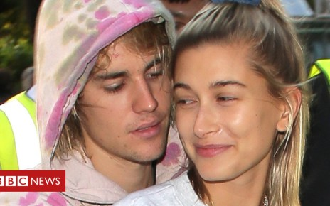 104381308 bieber - Hailey Baldwin and Justin Bieber appear to confirm marriage