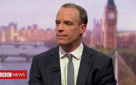 104388107 p06s4qjl - Dominic Raab: 'We need to support our prime minister'