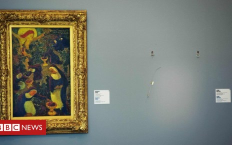104396246 mediaitem104396245 - Stolen Picasso found in Romanian forest revealed as fake
