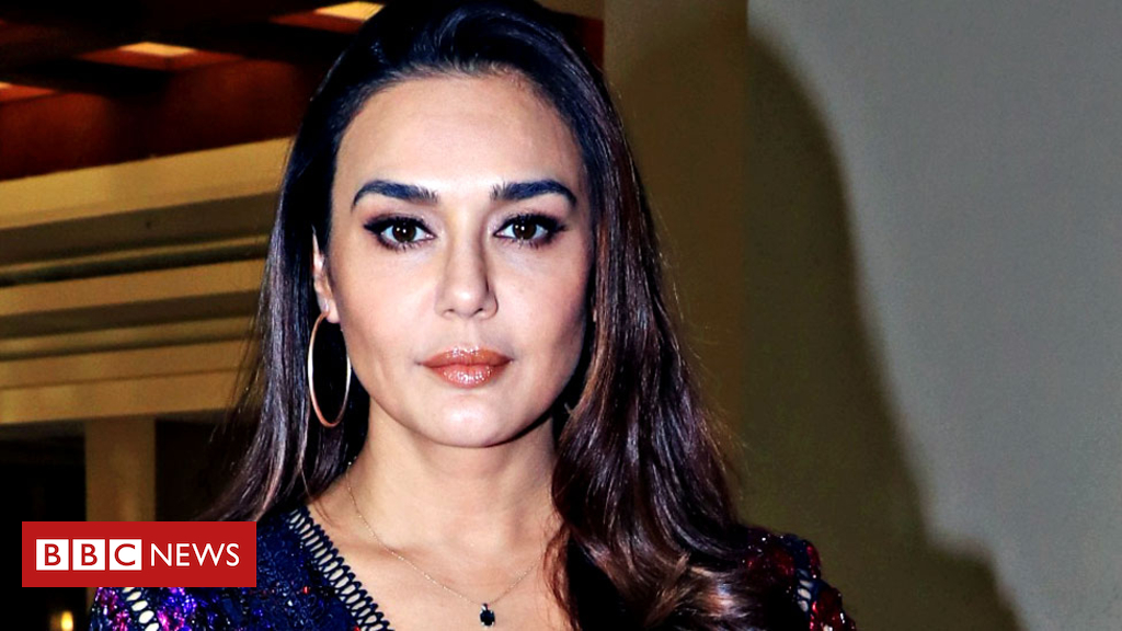 104400824 preity zinta getty - Preity Zinta: India outrage over Bollywood actress's #MeToo comment