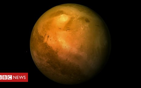 104458609 p06spj0x - Nasa Mars InSight lander mission to teach us more about Earth