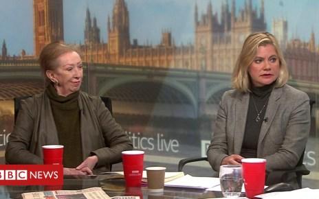 104462847 p06sp4q6 - Cabinet ministers 'should back Brexit plan or quit'