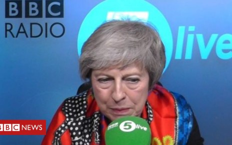 104466705 p06sp6dd - Caller asks May: What is Plan B if MPs vote against deal?