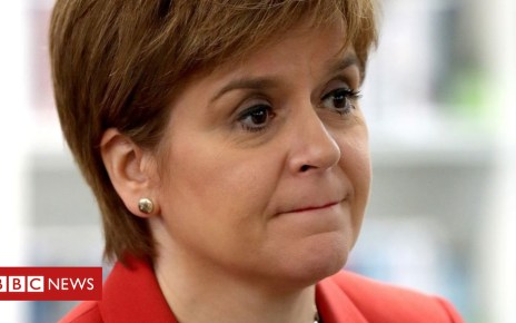 104475520 gettyimages 1064070492 - Sturgeon hits out at prime minister's 'desperate' EU appeal
