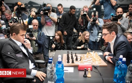 104522943 hi050856464 - Chess world championship heads towards Armageddon showdown