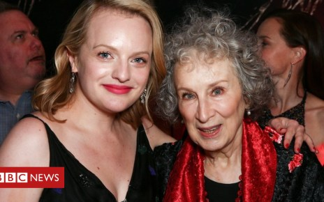 104527580 gettyimages 673144158 - Margaret Atwood to write Handmaid's Tale sequel
