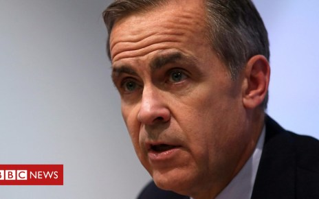 104530901 p06t3741 - Bank of England warns of no-deal Brexit risks