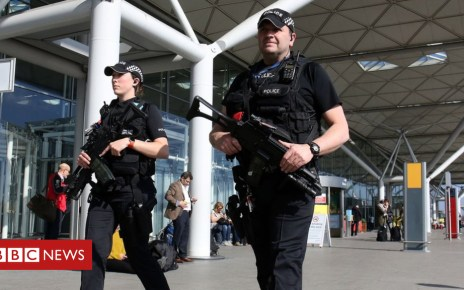 104534171 mediaitem104534169 - Brexit: Security minister Ben Wallace warns of no-deal risk