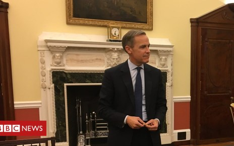 104538919 p06t51k5 - Mark Carney: 'Britain not prepared for no-deal Brexit'
