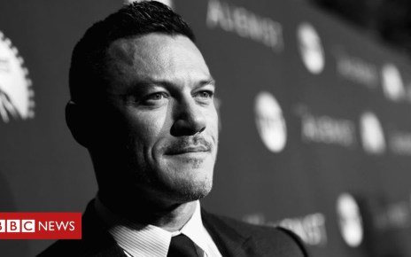 104555268 lukeevans4 - Luke Evans meets fans and hints at new part in Wales