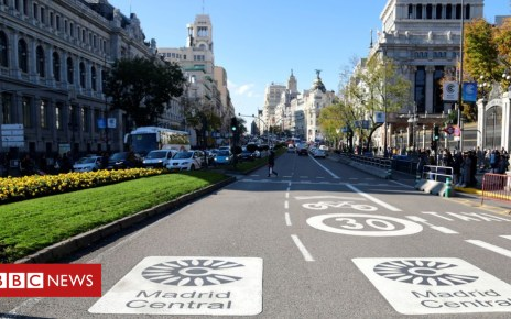 104558820 gettyimages 1066711248 - Air pollution: Madrid imposes tough measures on motorists
