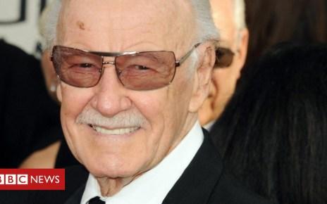 95916345 mediaitem95152305 - Stan Lee: Marvel Comics co-creator dies aged 95