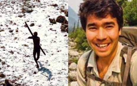 p06swfmn - John Allen Chau: 'Incredibly dangerous' to retrieve body from North Sentinel