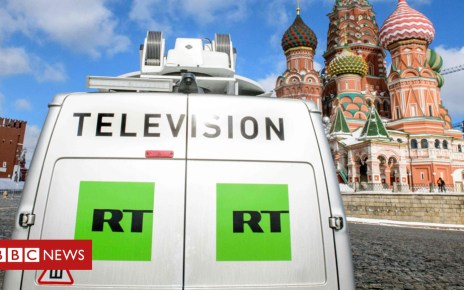 100922458 rt index gett - Russian news channel RT broke TV impartiality rules, Ofcom says